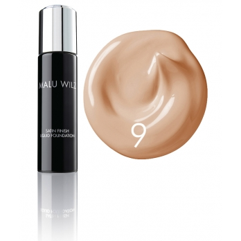 Satin Finish Liquid Foundation 09